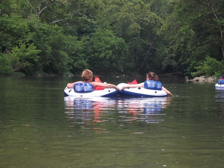 Clinch River - Tubing