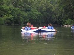 Clinch River - Tubing