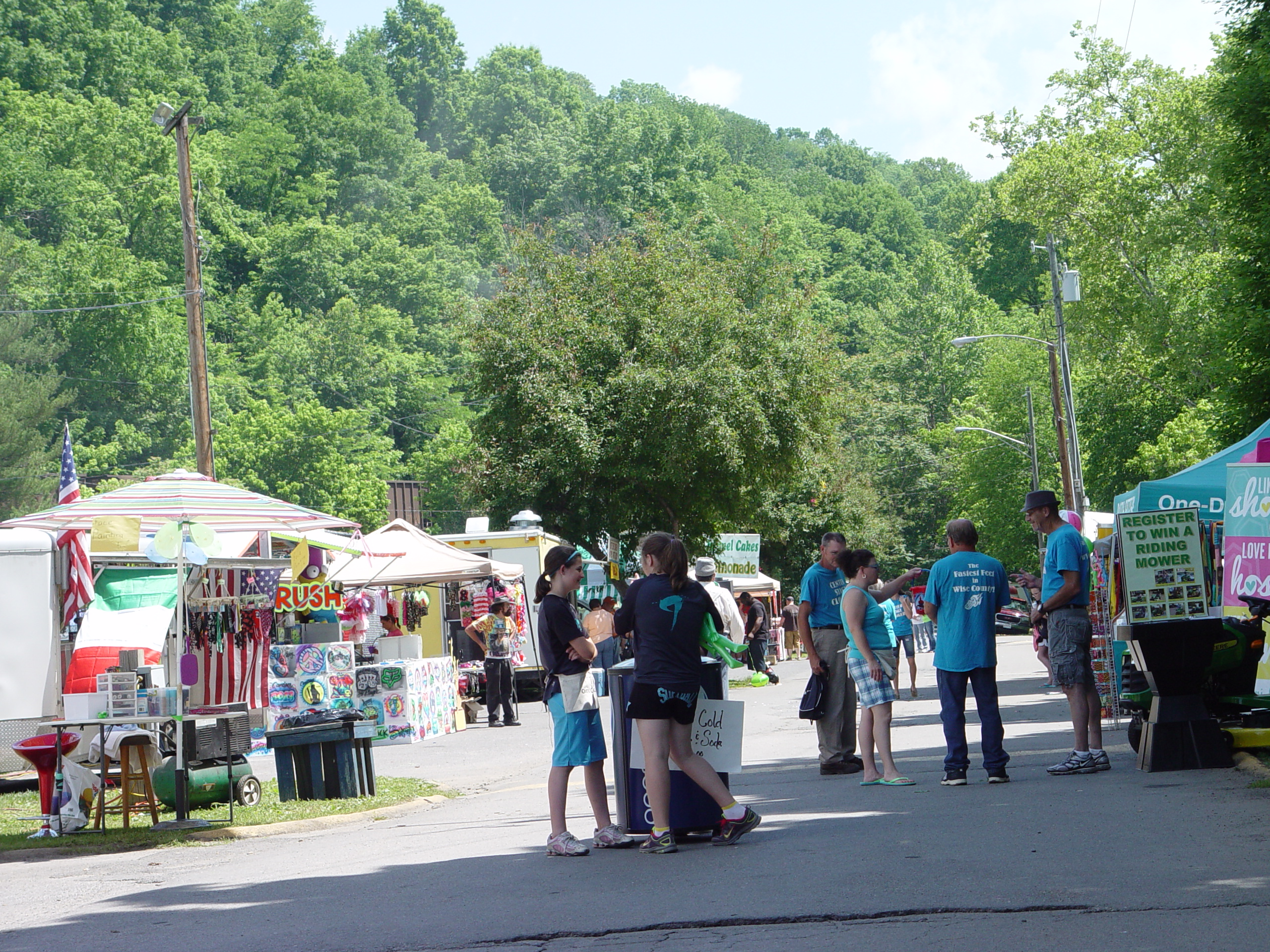 Clinch River Days Festival 1
