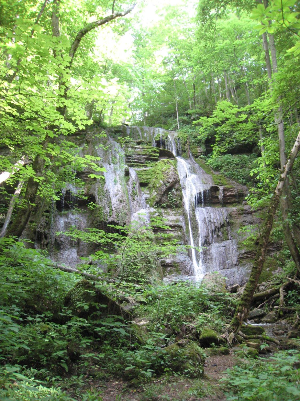 Tank Hollow Falls