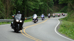 Back of the Dragon Motorcycle Route