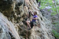 Flag Rock Recreation Area - Rock Climbing