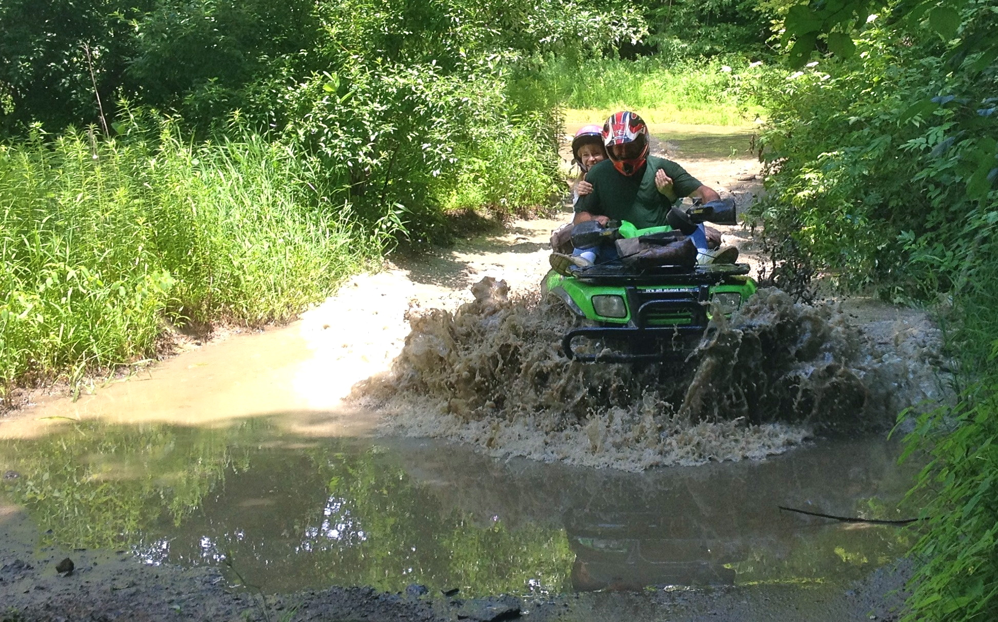 Spearhead Trails - Mountain View ATV Trail Sistem 5
