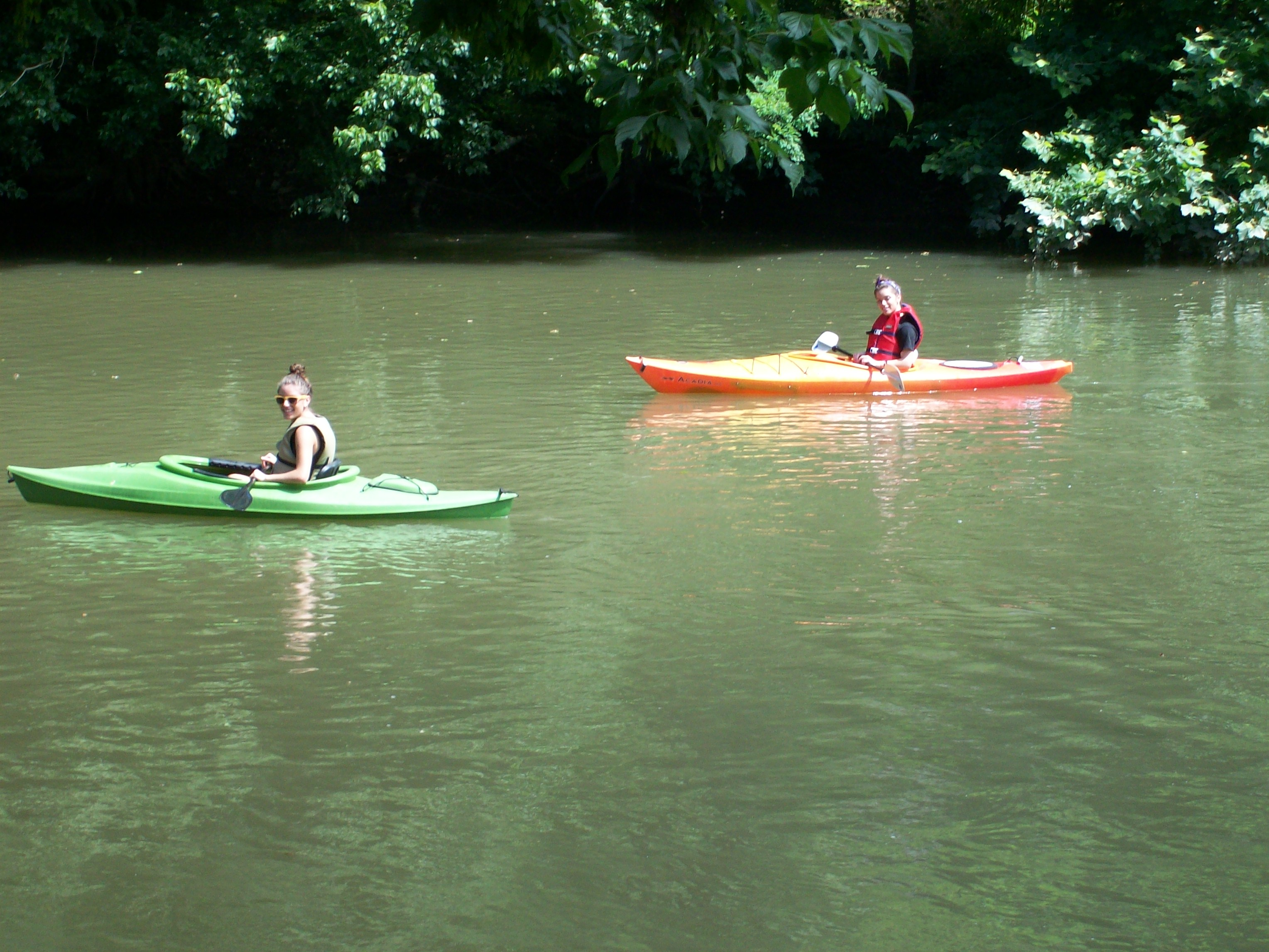 Clinch River - Kayaking 2