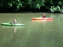 Clinch River - Kayaking 2