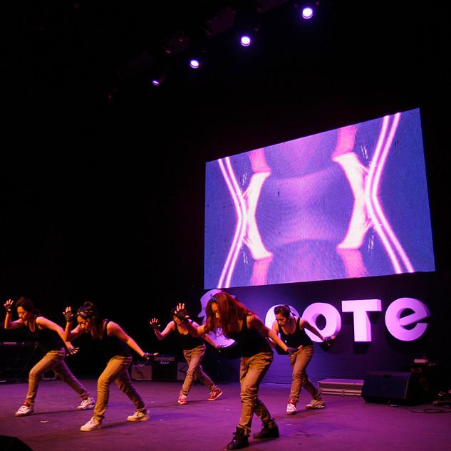Dance K-note