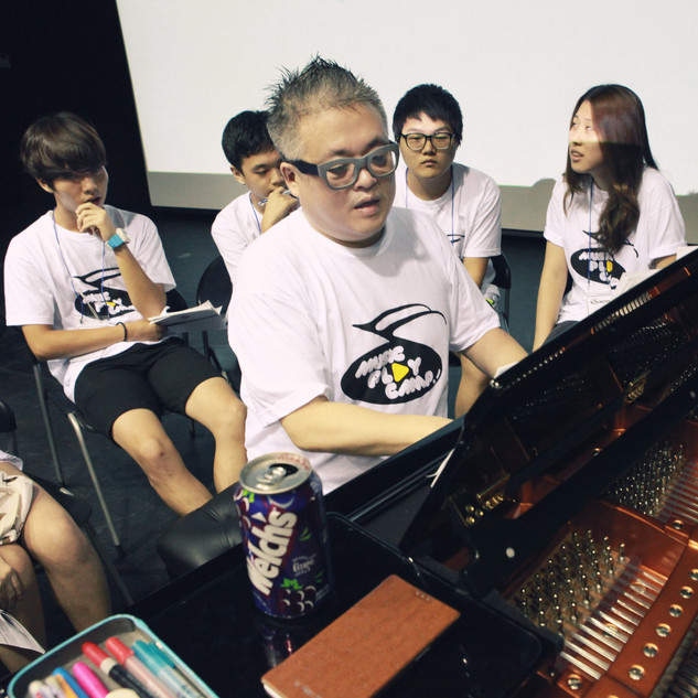 K-note composing