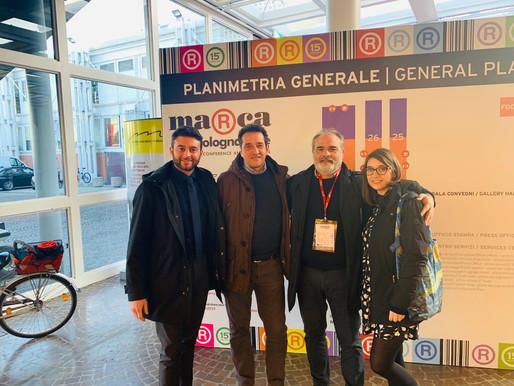 L'AINC protagonista a MARCA 2019