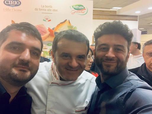 L'AINC al Congresso della Federazione Italiana Cuochi di Catania