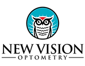 owl logo with wise vision