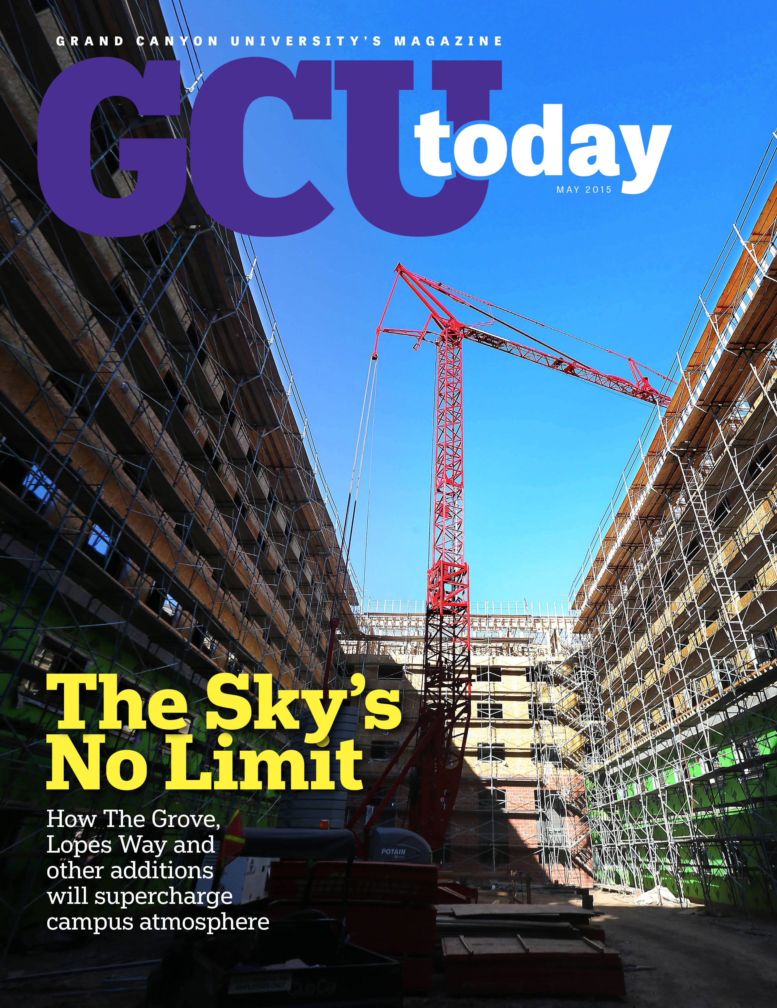 gcutoday may 2015