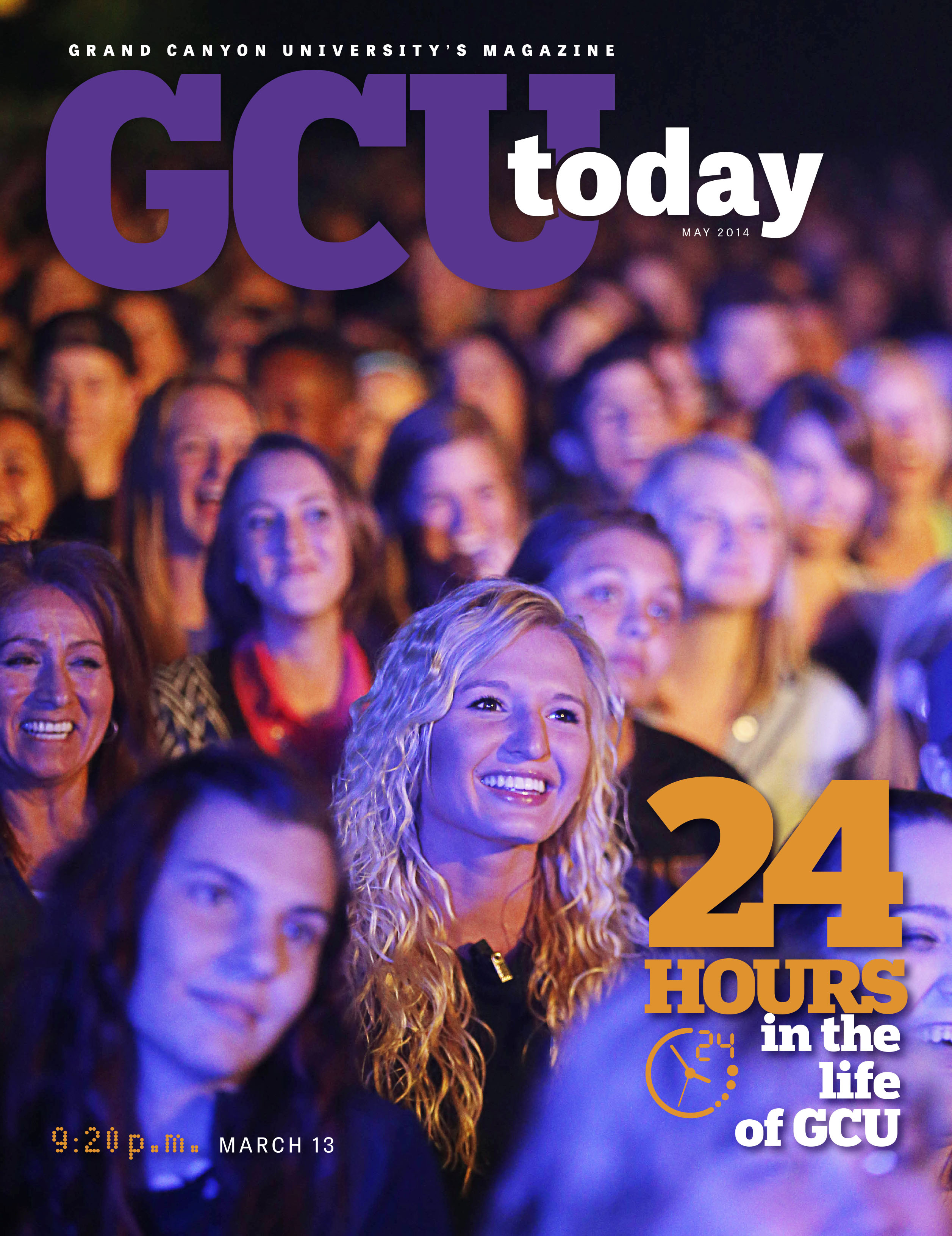 gcutoday may 2014