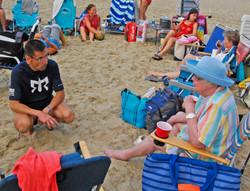 Edmund, ML beach