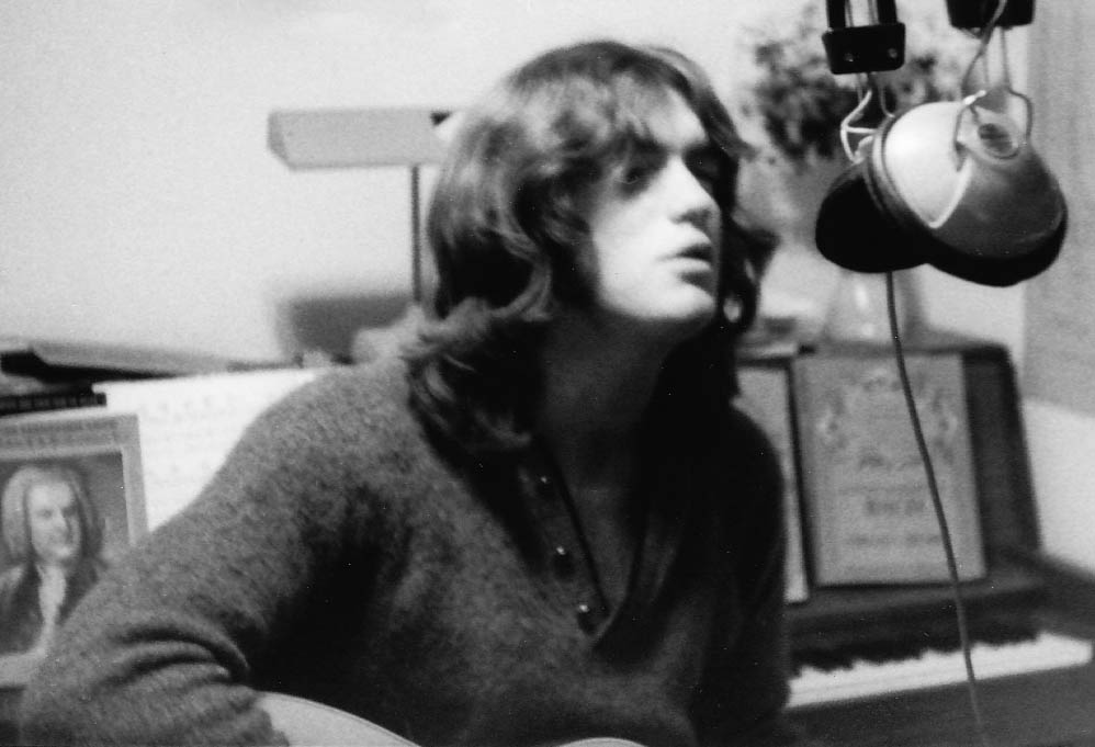 Larry, guitar 9-12-72