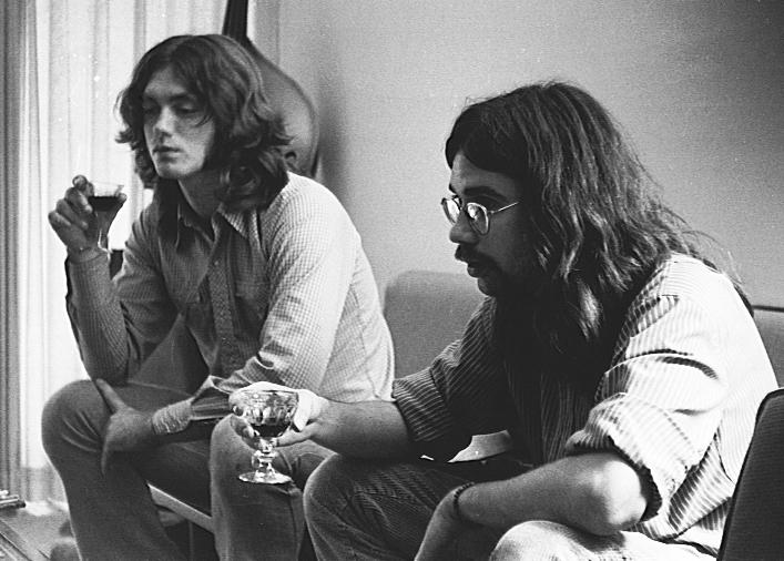Larry & John