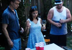 Luke, Jessica, Danny