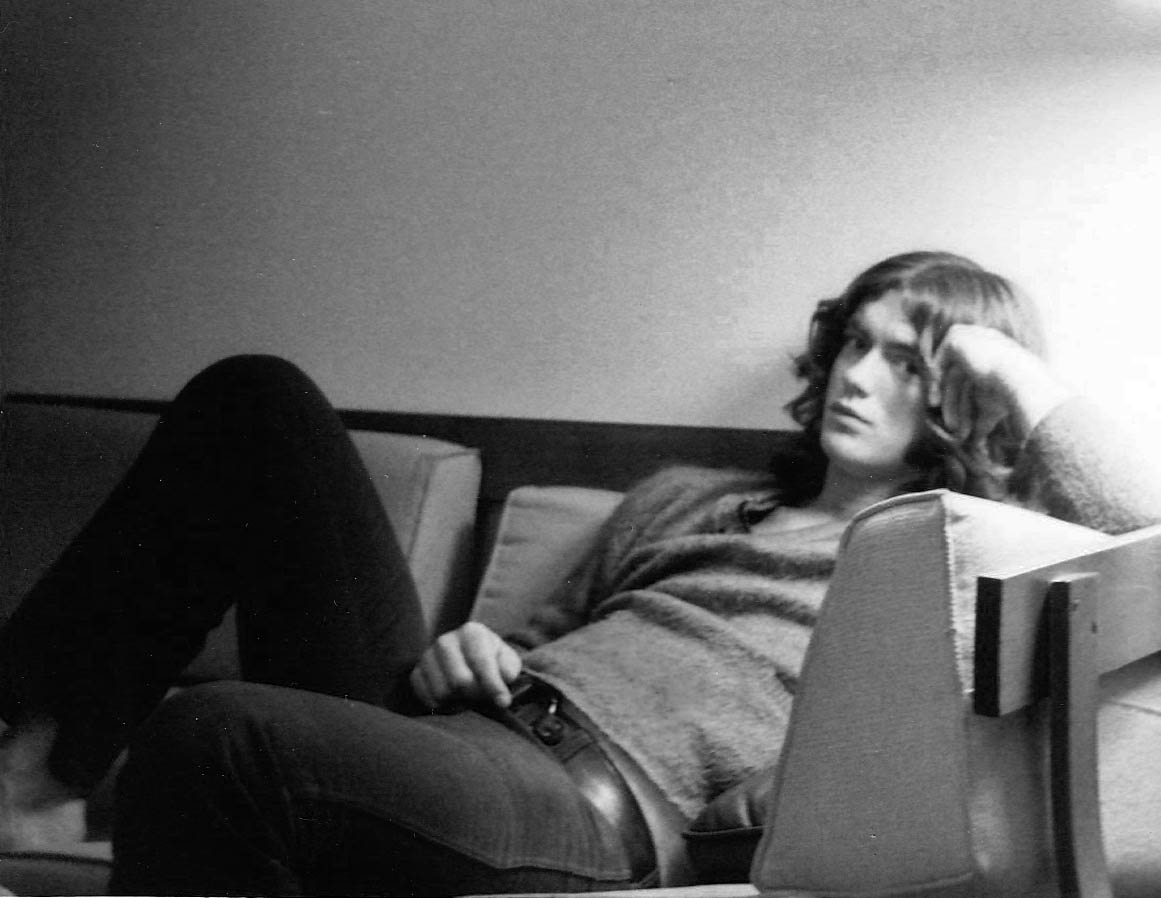 Larry, couch 9-12-72