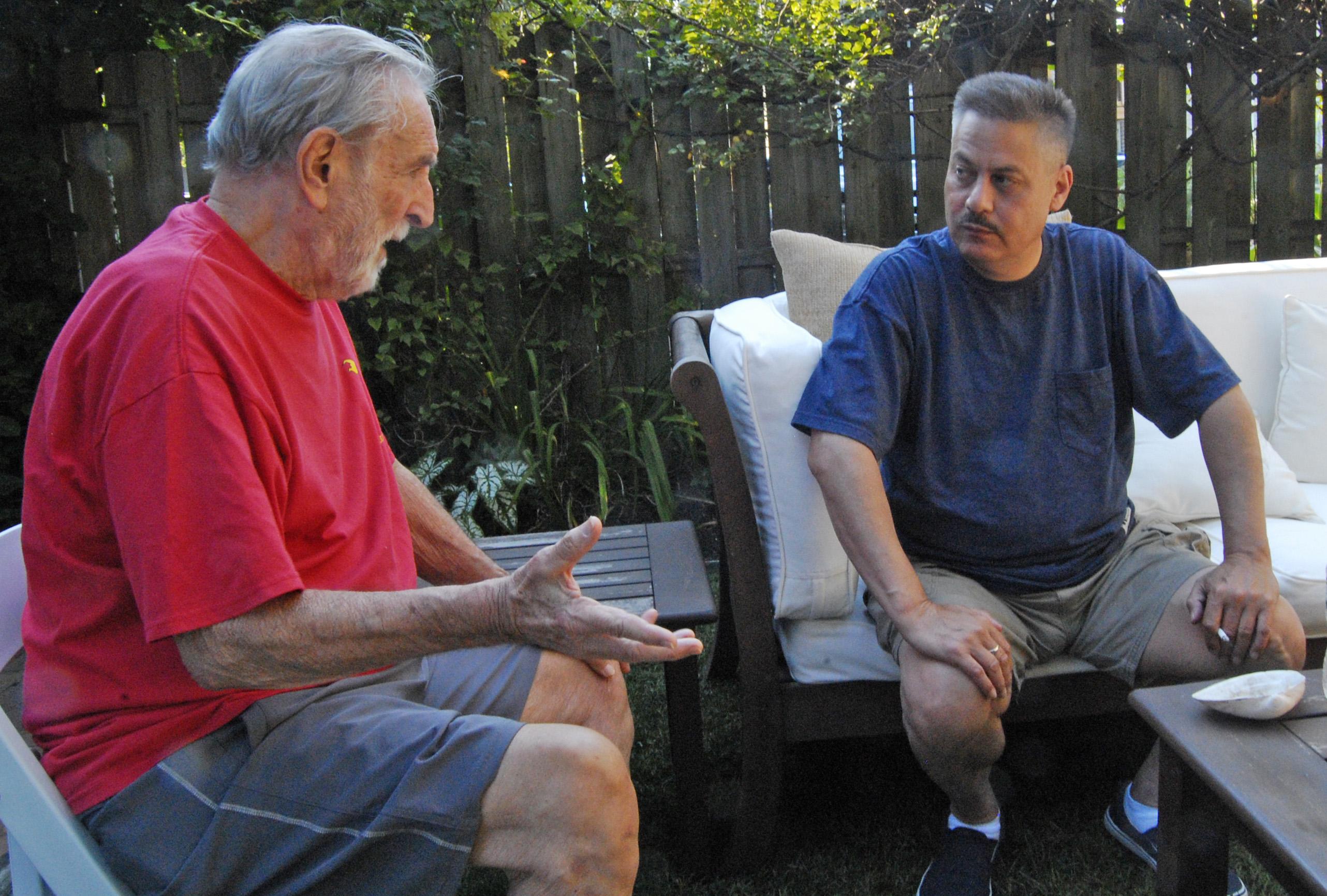 Dad & TJ