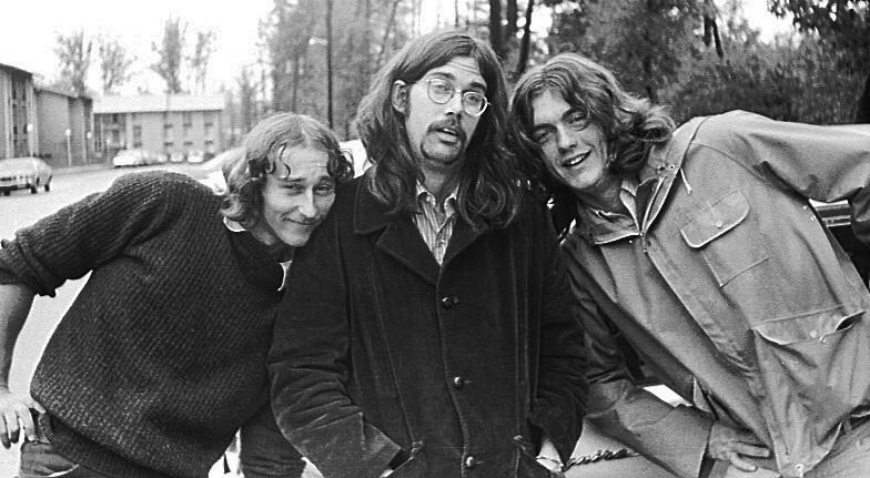 Larry, John, Steve