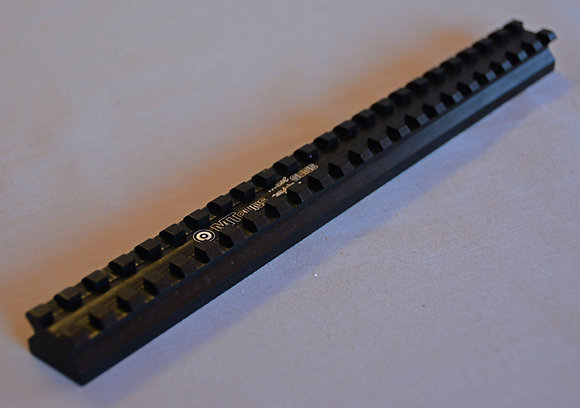 PICATINNY SCOPE RAIL BLANK
