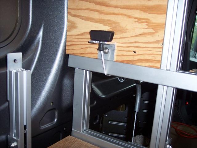 Orton Travel Transit Floor Vent