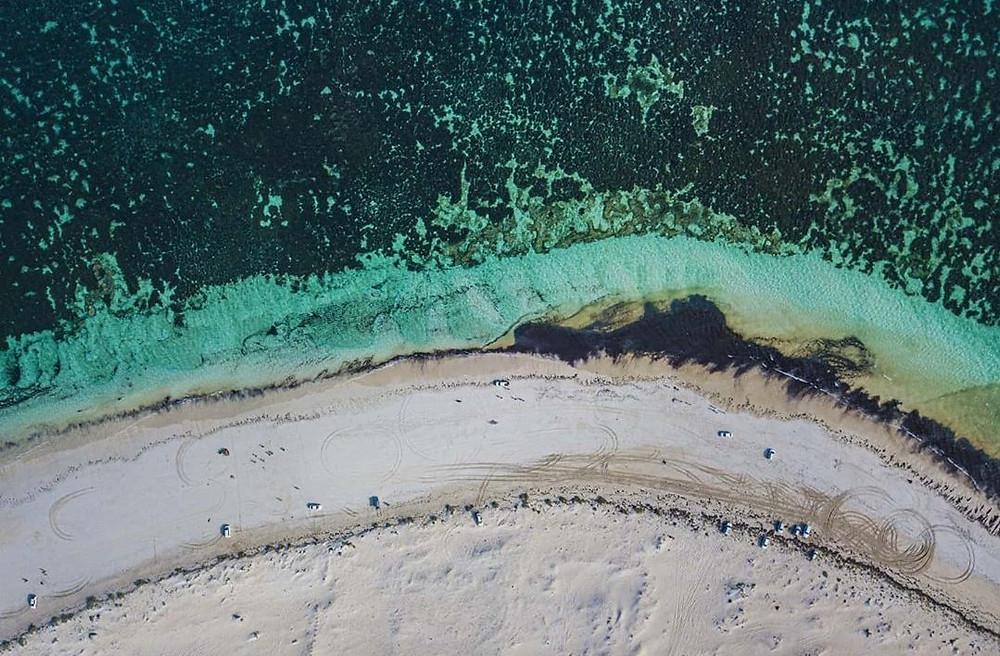 Jazeera Beach, Koonfurgalbeed.