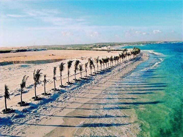 Jazeera Beach, South West, Somalia.