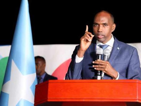 Hassan Ali Khayre - Prime Minister of Somalia - Somalia News - Somger - Travel Guides