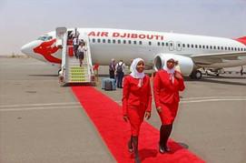 Air Djibouti to Mogadishu