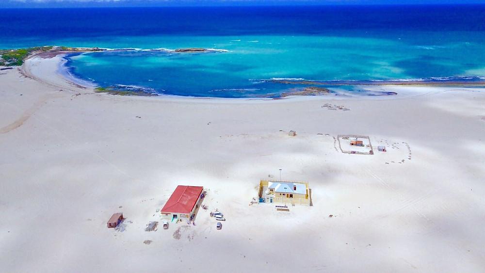 Warsheikh Beach, Somalia.