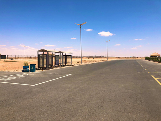Garowe Airport, Puntland - Somalia - Cop