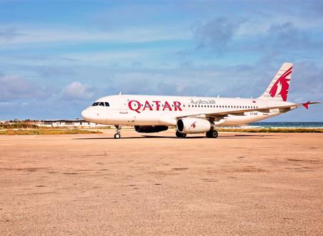 Mogadishu Airport - Aden Abdulle - Somger