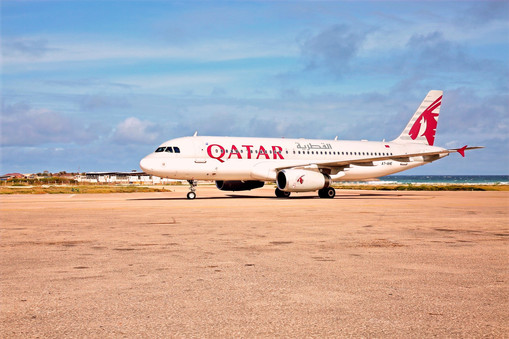 Qatar Airways flights from Doha to Mogadishu