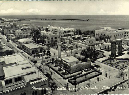 Mogadishu Historic Sites