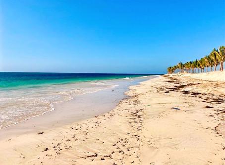 What is the White Pearl of India? Mogadishu Beach - Jazeera Beach - Somger