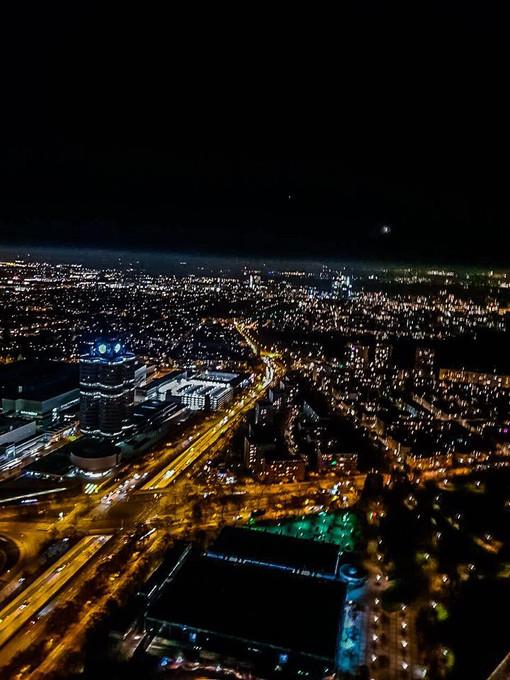 Olympia Turm - Munich - Germany  - Somger