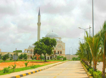 Mogadishu, Somalia - The white pearl of the indian ocean - Somger