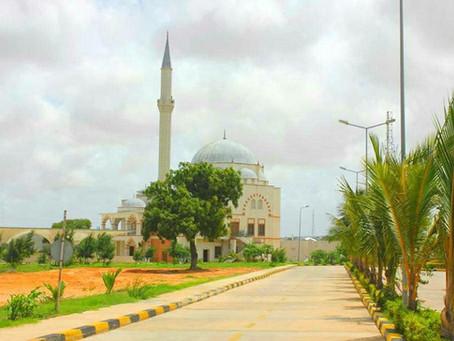Mogadishu, Somalia - The white pearl of the indian ocean - Somger
