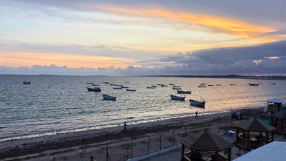 Kismayo Beach, Jubbaland, Somalia, Somalia beaches