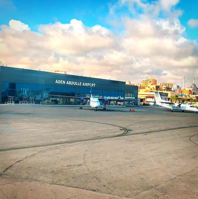 Mogadishu Airport - Aden Abdulle
