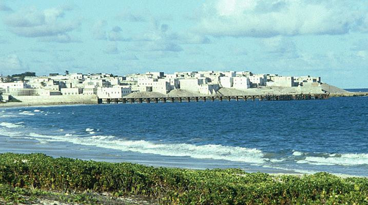 Barawe Beach, Somalia.