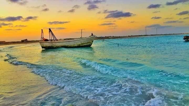 Hobyo Beach, Galmdug Somalia.