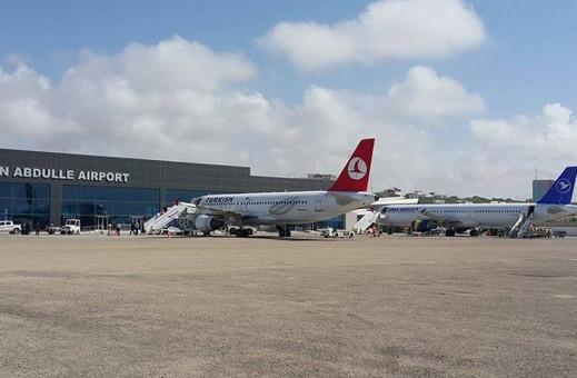 Turkish Airlines to Mogadishu