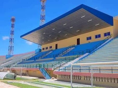 Wavin' Flag: Mogadishu rebuilding -Somalia -Somger - Stadium Mogadishu, Somalia