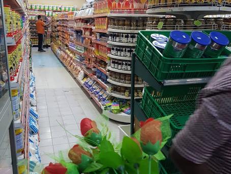 Mogadishu: Shopping - Muqdisho Supermarket