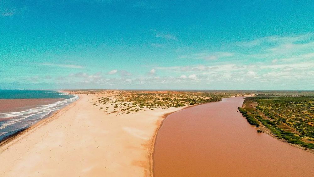 Goobweyn Beach, Somalia.
