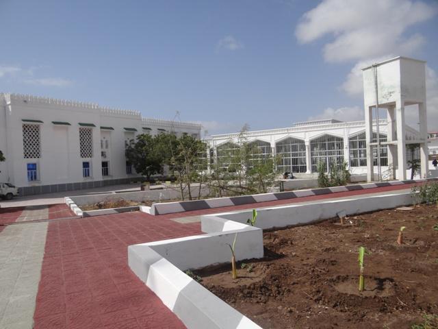 Masjikda isbaheysiga islaamka - Muqdisho - Somalia