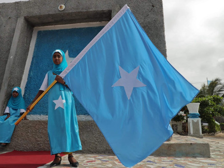 Why is Somalia known as the Horn of Africa? -  Somger