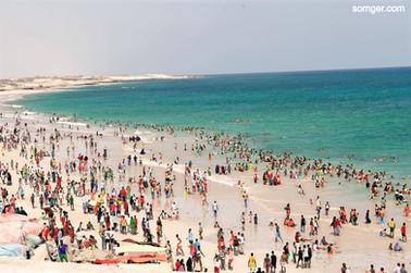 liido Beach, Mogadishu - Somalia - Somger
