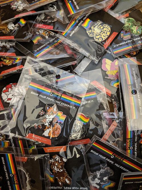 Pride Pins Mystery Box